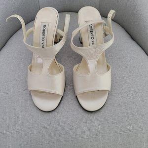 """3"""" high heels T Bar sandals"""